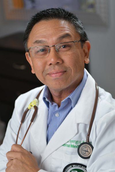 ROBERT TAYENGCO, MD
