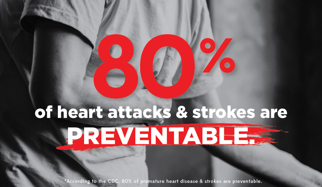 The Good News about Heart Attacks & Strokes