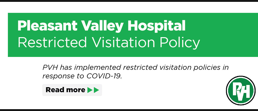PVH Implements Restricted Visitation Policies in Response to COVID-19