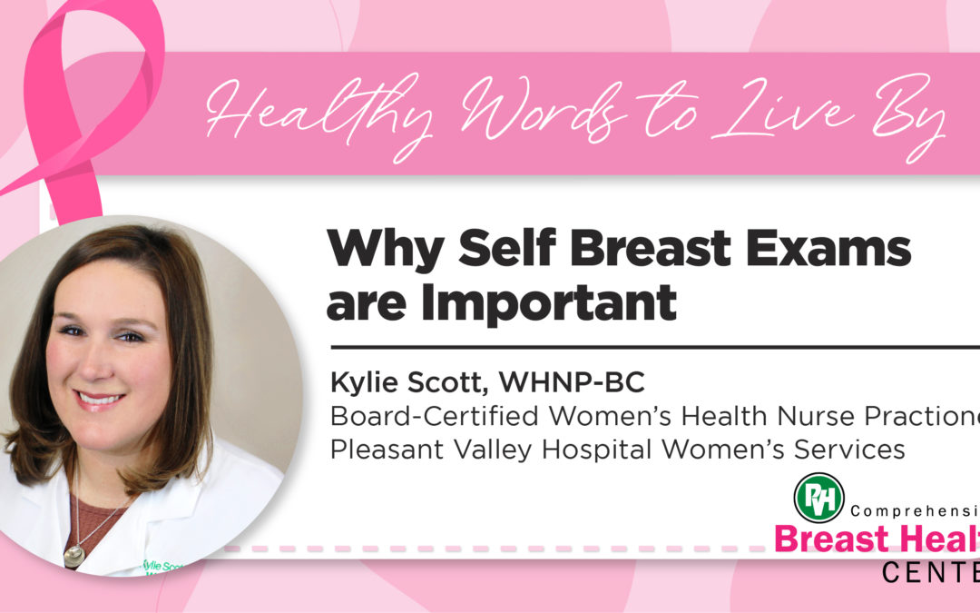 Why Self-Breast Exams are Important
